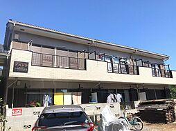 ファミールハウスナカヤマI[2階]の外観