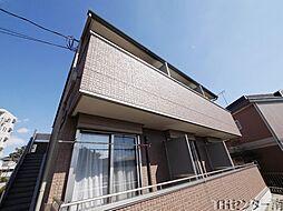 横浜市営地下鉄ブルーライン 仲町台駅 徒歩8分の賃貸アパート