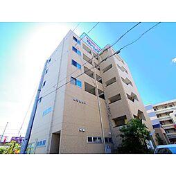静岡県静岡市葵区川辺町の賃貸マンションの外観