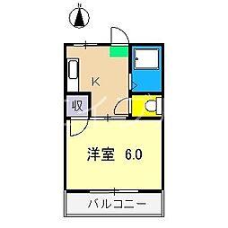 東新木駅 2.5万円