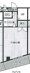 瑞穂千忠利[402号室]の間取り
