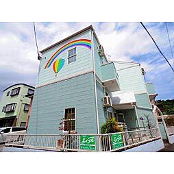 静岡県静岡市葵区籠上の賃貸アパートの外観