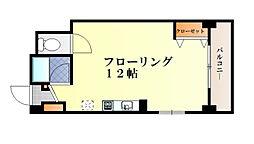 福商事ビル[3-A号室]の間取り