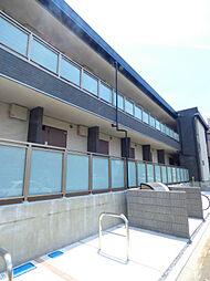 リブリ・Lenient III[1階]の外観