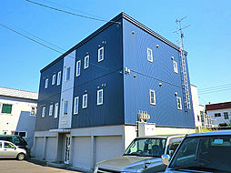 東武コートII[201号室]の外観