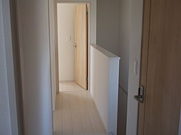 2階部分通路
