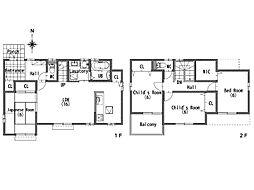 自由設計の家。...