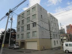 北海道札幌市東区北七条東6丁目の賃貸マンションの外観