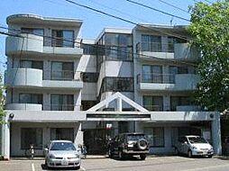 北海道札幌市北区北二十一条西8丁目の賃貸マンションの外観