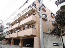 東京都世田谷区成城3丁目の賃貸マンションの外観