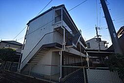 JPアパートメント柏原[2階]の外観