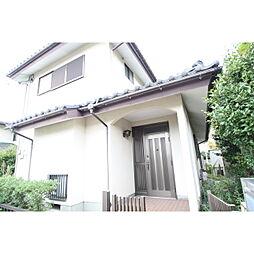 [一戸建] 神奈川県厚木市森の里1丁目 の賃貸【/】の外観
