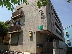 西葛西パークフロント[3階]の外観