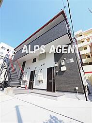 JR京浜東北・根岸線 東神奈川駅 徒歩10分の賃貸アパート