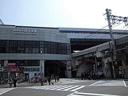 西九条駅(JR...