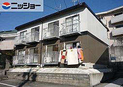 コーポ金子[2階]の外観