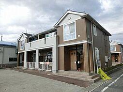 愛知県清須市清洲4丁目の賃貸アパートの外観