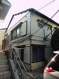 栗田コーポ[202号室]の外観