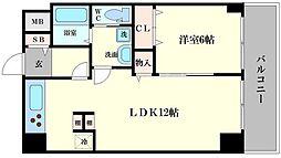 神田コーポ[7階]の間取り