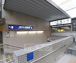 伏見桃山駅まで...