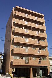 北海道札幌市東区北十四条東6丁目の賃貸マンションの外観