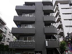 東京都中野区東中野5丁目の賃貸マンションの外観