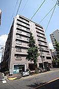 鹿島建設(株)施工の地下1階付11階建てマンション。「中野」駅より徒歩5分、駅まで平坦な道のりです