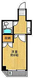 ハイムアペル[3階]の間取り