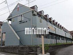 マティアス成田A[2階]の外観