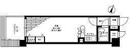 ライオンズプラザ平塚[407号室]の間取り
