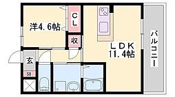 尾上の松駅 5.4万円