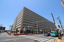 バルコニー広々×平坦駅前シーアイマンション久里浜5階部分