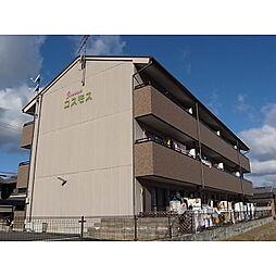 奈良県橿原市葛本町の賃貸マンションの外観