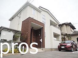 大阪府高槻市松が丘3丁目の賃貸アパートの外観