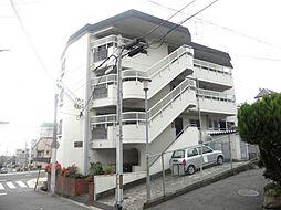 兵庫県神戸市灘区曾和町2丁目の賃貸マンションの外観