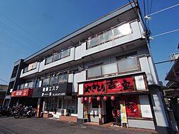 京ハイツ1[3階]の外観
