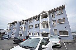 福岡県北九州市小倉南区南方4丁目の賃貸マンションの外観