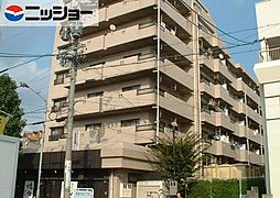 矢野マンション[1階]の外観