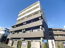 Crest Mabashi[3階]の外観