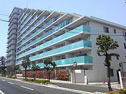 Brillia稲毛海浜公園[8階]の外観