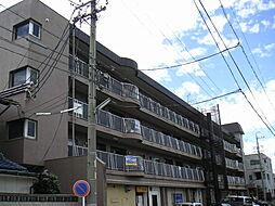 愛知県名古屋市港区川間町1丁目の賃貸マンションの外観