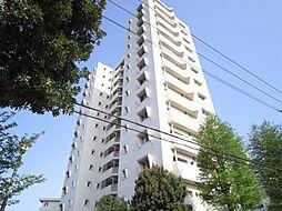 若葉台第一住宅26号棟[4階]の外観