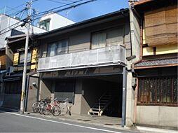 京都府京都市中京区大黒町の賃貸マンションの外観