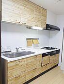 システムキッチン、食洗機です。