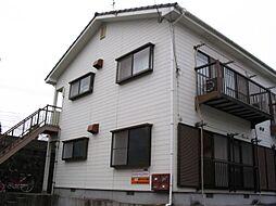 福岡県北九州市八幡西区永犬丸4丁目の賃貸アパートの外観