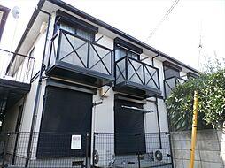 グレイス幕張A棟[1階]の外観