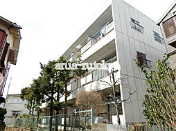 東京都三鷹市井の頭3丁目の賃貸マンションの外観