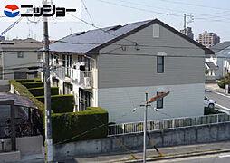 ファミール桜作[2階]の外観