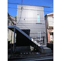 神奈川県横浜市南区蒔田町の賃貸アパートの外観