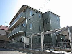 大阪府八尾市八尾木4丁目の賃貸マンションの外観